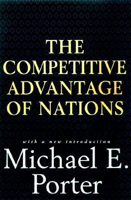 Book cover The competitive advantage of nations