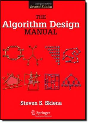 Book cover The Algorithm Design Manual