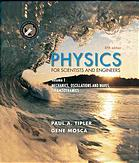 Copertina Physics for scientists and engineers  [SOLUTIONS]