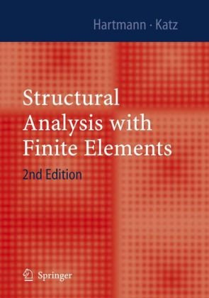 Book cover Structural Analysis with Finite Elements