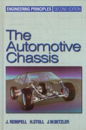 Book cover The Automotive Chassis: Engineering Principles