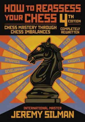 Copertina How to Reassess Your Chess, Fourth edition