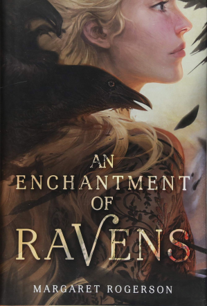 Book cover An Enchantment of Ravens