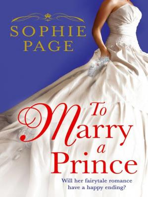 Sampul buku To Marry a Prince
