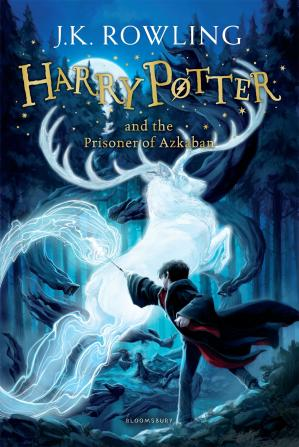 Couverture du livre Harry Potter and the Prisoner of Azkaban (AUDIOBOOK 3)