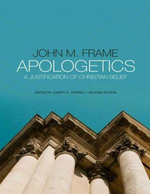 Copertina Apologetics: A Justification of Christian Belief