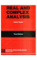 Book cover Real & Complex Analysis