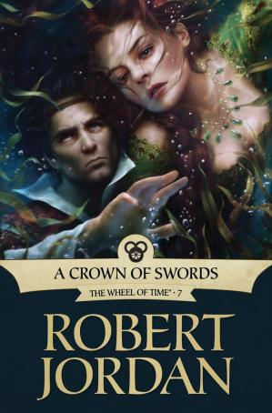 पुस्तक कवर A Crown of Swords: Book Seven of 'The Wheel of Time'