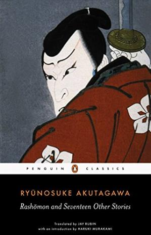 Book cover Rashomon and Seventeen Other Stories