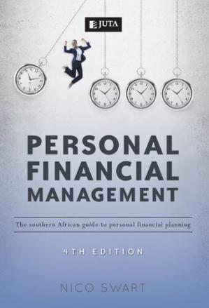 Book cover Personal financial management : the Southern African guide to personal financial planning