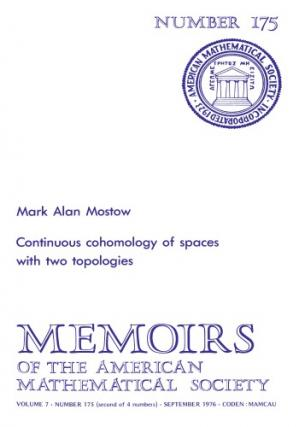 Book cover Continuous Cohomology of Spaces With 2 Topologies