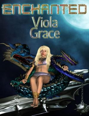 Book cover Enchanted