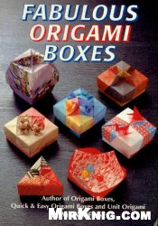 Book cover Fabulous origami boxes