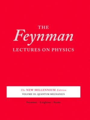 Book cover The Feynman Lectures on Physics: Quantum Mechanics