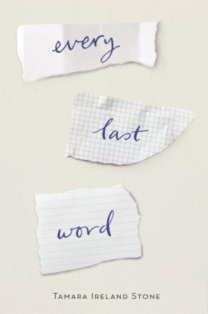Book cover Every Last Word