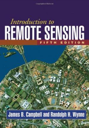 Book cover Introduction to Remote Sensing, Fifth Edition
