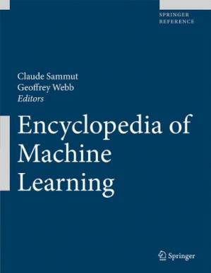 Okładka książki Encyclopedia of Machine Learning