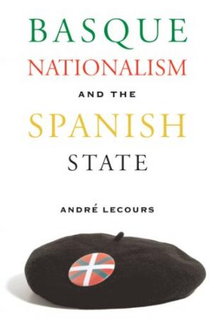Sampul buku Basque Nationalism and the Spanish State (Basque Series)