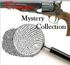 A capa do livro The Classic Mystery Collection