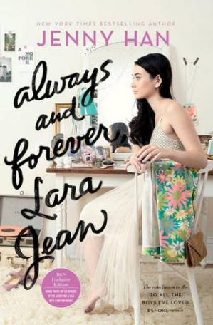 Book cover Always and Forever, Lara Jean