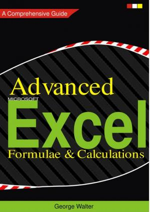 Book cover Advanced Excel - Formulae and Calculations