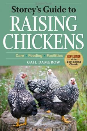 Book cover Storey's Guide to Raising Chickens (3rd Edition)
