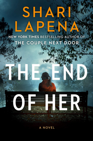 Book cover The End of Her
