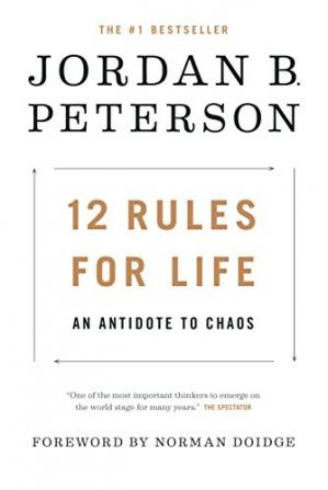 书籍封面 12 Rules for Life: An Antidote to Chaos