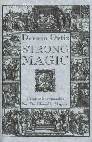 Book cover Strong Magic