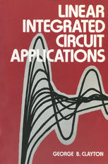 Book cover Linear Integrated Circuit Applications