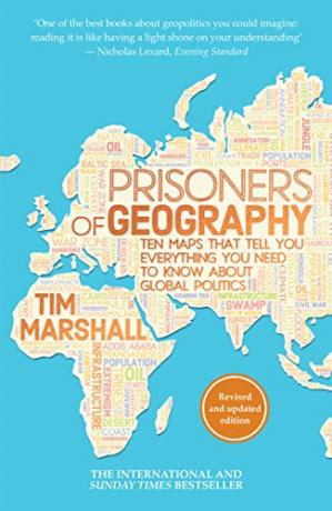 Book cover Prisoners of Geography: Ten Maps That Tell You Everything You Need to Know About Global Politics