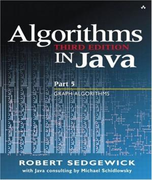 Okładka książki Algorithms in Java, Part 5: Graph Algorithms (3rd Edition) (Pt.5)