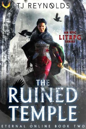 Book cover The Ruined Temple: A LitRPG Adventure (Eternal Online Book 2)