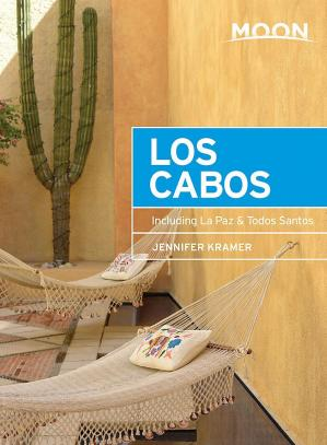 Book cover Moon Los Cabos: Including La Paz & Todos Santos