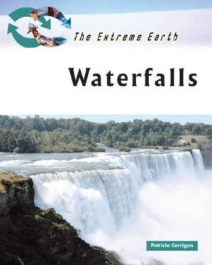 Buchdeckel Extreme Earth: Waterfalls