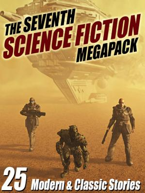 Book cover The Seventh Science Fiction Megapack