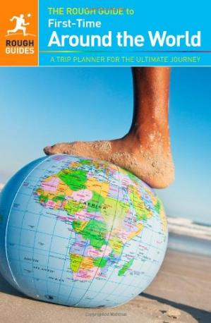 表紙 The Rough Guide to First-Time Around The World