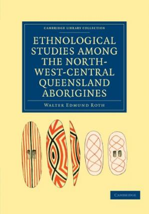Copertina Ethnological Studies among the North-West-Central Queensland Aborigines