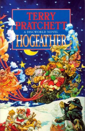 Book cover Hogfather
