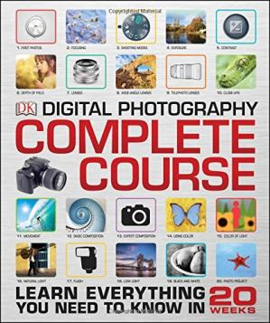 Обложка книги Digital Photography Complete Course