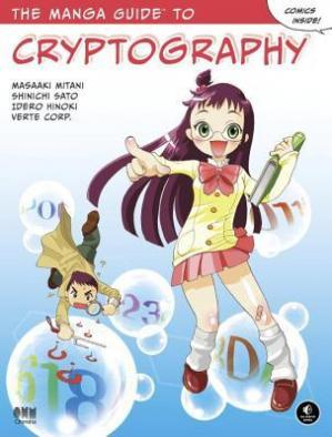Book cover The Manga Guide to Cryptography