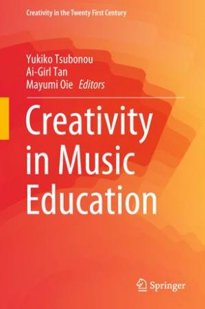 Book cover Creativity in Music Education