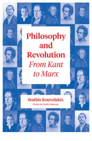 Portada del libro Philosophy and Revolution From Kant to Marx