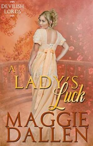 Book cover A Lady's Luck