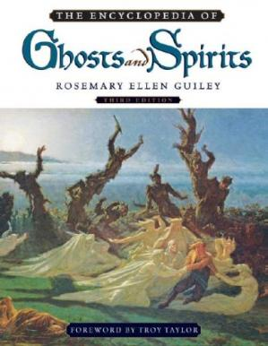 Book cover The Encyclopedia of Ghosts and Spirits
