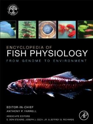 Kulit buku Encyclopedia of Fish Physiology: From Genome to Environment