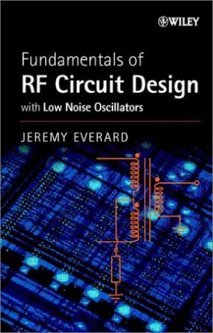 Okładka książki Fundamentals of RF Circuit Design: with Low Noise Oscillators