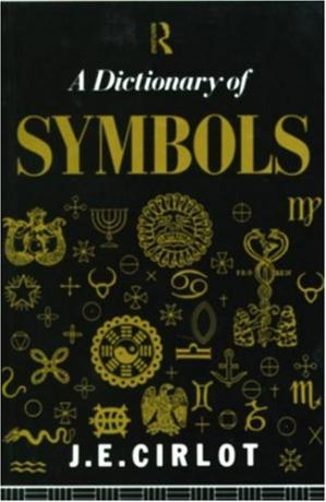 غلاف الكتاب Dictionary of Symbols