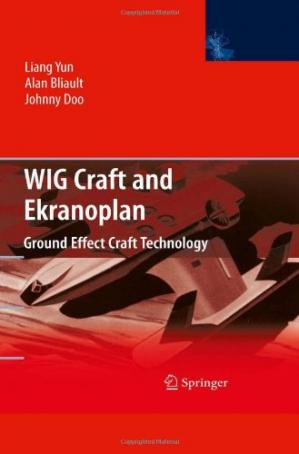 Buchdeckel WIG Craft and Ekranoplan: Ground Effect Craft Technology