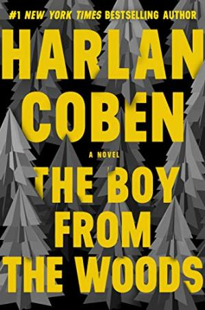 Book cover The Boy from the Woods